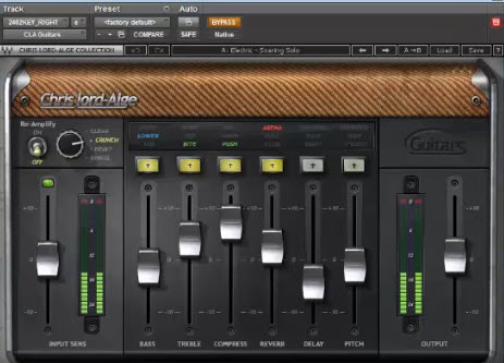 Dialing in a Mix with Chris Lord Alge Signature Series – Short Version
