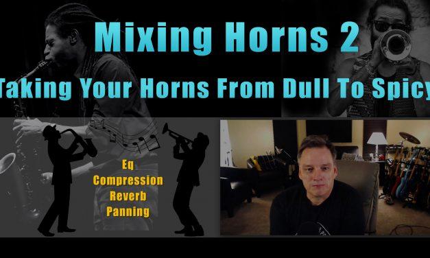 Mixing Horns Vol 2